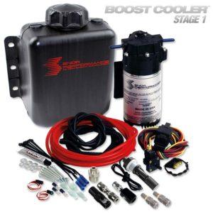 Snow Performance Boost Cooler high performance WAES WMI water meth injection wassermethanol einspritzung wasser tank düse schlauch steuerung pumpe