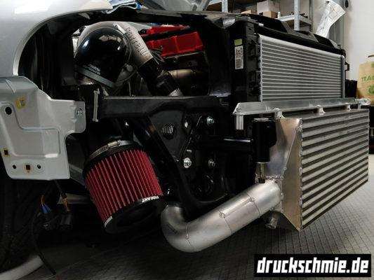 Audi A4 B5 S4 RS4 FMIC Garrett vibrant intercooler ladeluftkühler tuning