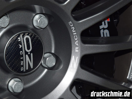 Audi B5 OZ Superturismo A4 RS4 S4 Brembo bigbrake racing anthrazit