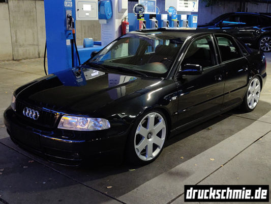 Audi a4 s4 rs4 b5 limo limousine black avus schwarz low clean tuning