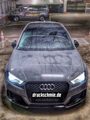 Audi RS3 8V 2.5 TFSI 5 Zylinder VAG RS TTRS 8s 8j Nardogrey nardo grau