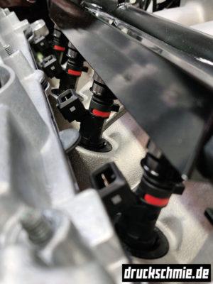 Einspritzdüsen Porsche GT3RS Einspritzleiste Rail fuel benzin 600 630 650 ccm audi vw 1.8t 20v