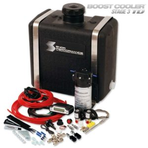 Snow Performance Boost Cooler high performance WAES WMI water meth injection wassermethanol einspritzung wasser tank düse schlauch steuerung pumpe