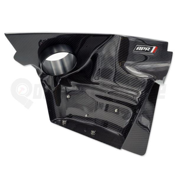 APR 3.0TFSI VAG Audi S4 S5 Ansaugung Air intake carbon pilz sportluftfilter offen