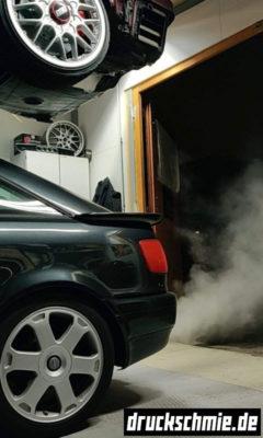 Audi S2 Coupe 80 B3 b4 Turbolader Turbo Avus Felgen ALufelgen BBS Räder